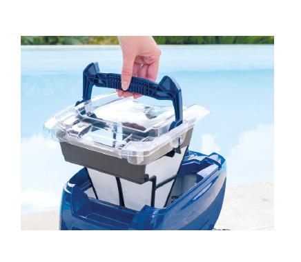 Robot nettoyeur zodiac rt 3200 c t jardin for Robot nettoyeur spa