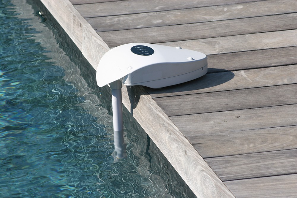 Alarme de securite precisio c t jardin for Alarme de piscine