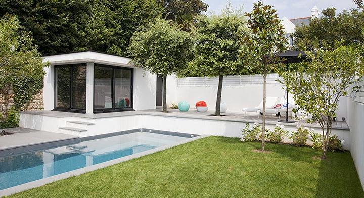 Pisciniste c t jardin ecully 69130 c t jardin for Constructeur piscine lyon